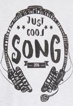 Soobe - Just Cool Song Tee White