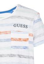 GUESS - Stripe  Tee Multi-colour