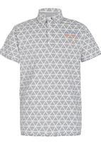 GUESS - Polo Tee Grey