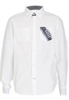 GUESS - Relaxed Shirt White