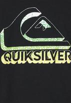 Quiksilver - Chin Up Boys Vest Black