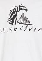Quiksilver - Matchbox White