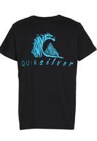Quiksilver - Matchbox Black