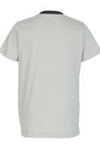 Quiksilver - Marching Band Tshirt Dark Grey