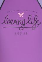 Lizzy - Rashvest Mid Purple