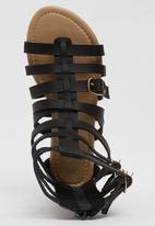Rock & Co. - Gladiator  Sandal Black