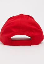 Character Fashion - Minnie Mouse Peak Cap Red