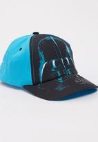 Character Fashion - Star Wars  Peak Cap Black