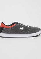 DC - Boys Crisis  Sneaker Grey