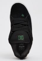 DC - Boys Court Graffik Sneaker Black