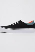 DC - Girls Trase TX SE  Sneaker Black