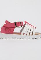 Rock & Co. - Strappy Sandal Mid Pink