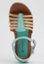 Rock & Co. - Strappy Sandal Blue