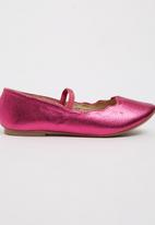 Footwork - Darling Ballerina Pump Dark Pink