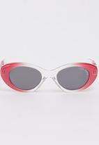 Character Fashion - Hello Kitty   Sunglasses Pale Pink