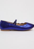 Footwork - Darling Ballerina Pump Blue
