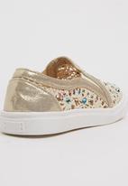 Footwork - Squeaks Sneaker Cream