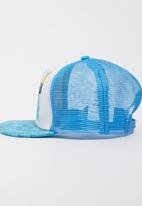Character Fashion - Minions Flatbill Cap Multi-colour