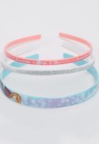 Character Fashion - Frozen  Aliceband Set Multi-colour
