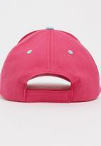 Character Fashion - Barbie Peak Cap Mid Pink