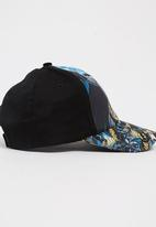 Character Fashion - Batman Peak Cap Black