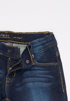 GUESS - Knit Skinny Mid Blue