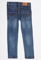 SOVIET - Skinny Jeans Blue