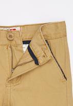SOVIET - Cotton Short Tan