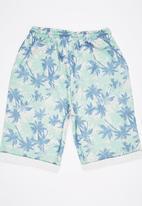 Soobe - Printed Shorts Multi-colour