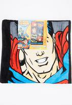 Character Fashion - Justice League Beach Towl Multi-colour