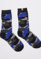 PUMA - Puma  Single Graphic Anklet Socks Multi-colour
