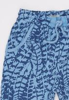 Soobe - Boys Shorts Mid Blue