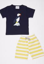POP CANDY - Bird 2 Piece set Multi-colour