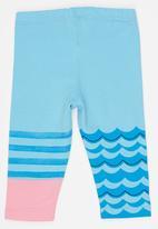 Soobe - Girls Leggings Blue