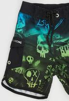 Billabong  - Bad Billys Scallop Boardshorts Multi-colour