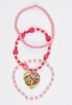 Character Fashion - Barbie Bracelet Set Mid Pink
