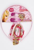 Character Fashion - Barbie Aliceband Combo Multi-colour