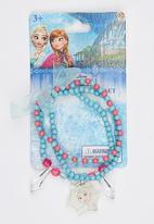 Character Fashion - Frozen  Bracelet Set Pale Blue