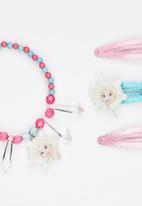 Character Fashion - Frozen Aliceband Combo Multi-colour
