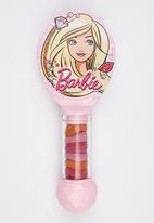 Character Fashion - Barbie Hair Brush Pale Pink