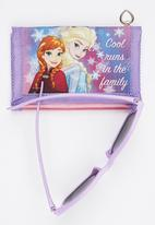Character Fashion - Frozen  Sunglasses  And Wallet Set Multi-colour
