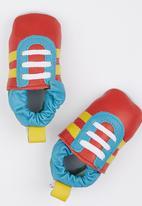 shooshoos - Wax Crayons Sneaker Multi-colour