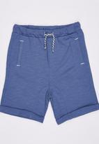 Soobe - Capri  Shorts Blue