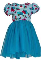 See-Saw - Tulle Dress Blue