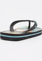 Quiksilver - Resin Splash Flip Flop Blue