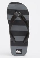Quiksilver - The Brigg Flip Flop Black