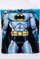 Character Fashion - Batman Hooded  Towl Multi-colour