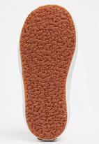 SUPERGA - Canvas Sneaker White