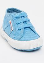 SUPERGA - Canvas Sneaker Blue