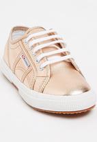 SUPERGA - Metalic Classic  Sneaker Rose gold